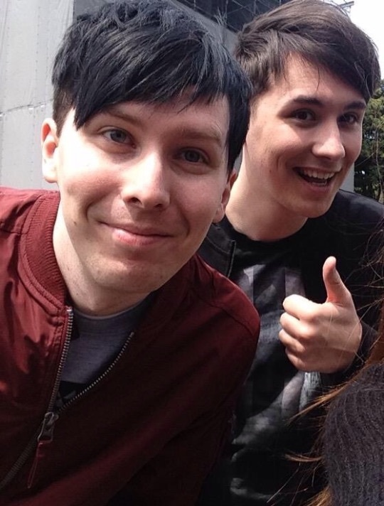 Image About Danisnotonfire In Dan And Phil By Cam
