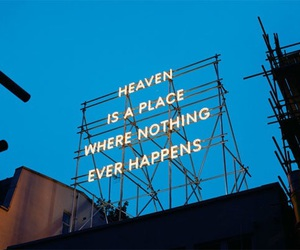 heaven, neon, and quotes image