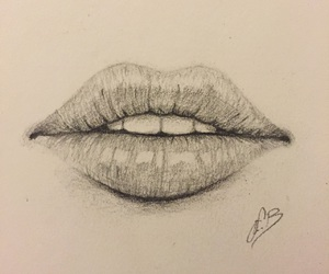 art, pencil, and draw image
