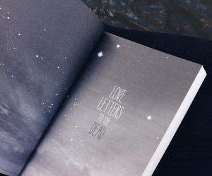 book, river, and sky image