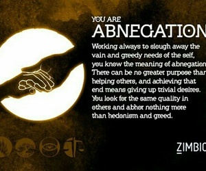 divergent and abnegation image