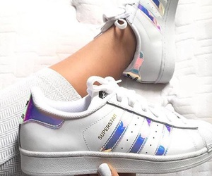adidas, superstar, and fashion image
