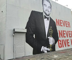 leonardo dicaprio, art, and oscar image