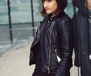 hair style, black, and fashion image