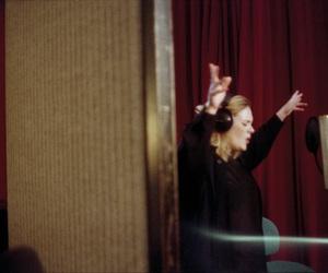 25, Adele, and singing image