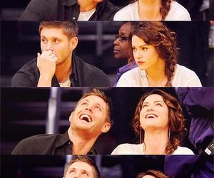 Jensen Ackles and danneel harris image