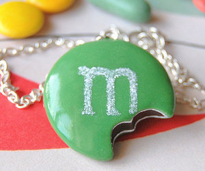 candy, mms, and mm necklace image