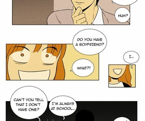 funny, romance, and cheese in the trap image