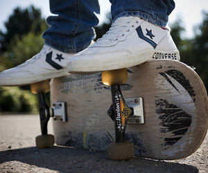 skate, converse, and photography image