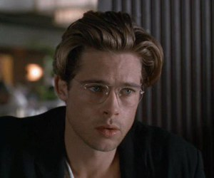brad pitt, Hot, and 90s image