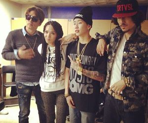 hip hop, korean, and jay park image