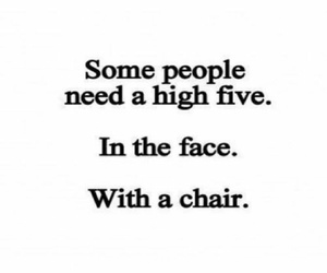 chair, face, and people image