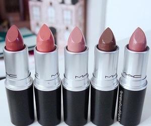 beautiful, lipstick, and mac image