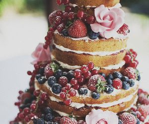 naked cake and so delicious =) =0 image
