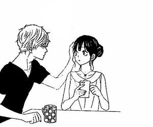manga, boy manga, and love image