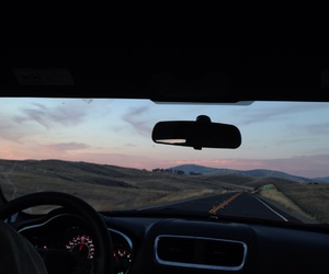 travel, car, and indie image