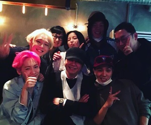 winner, yg, and jinwoo image