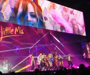 weird people and little mix image