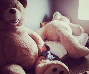 baby, goals, and teddy bear image
