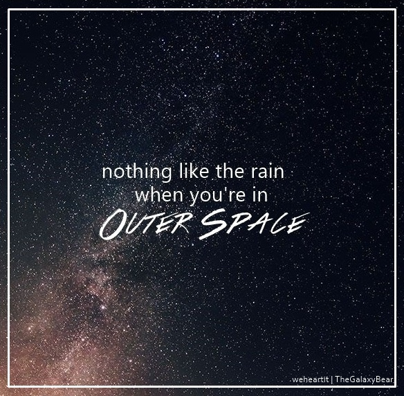 outer space, quote, and quotes image