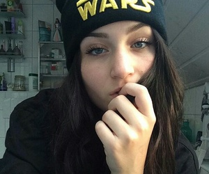 girl, tumblr, and star wars image