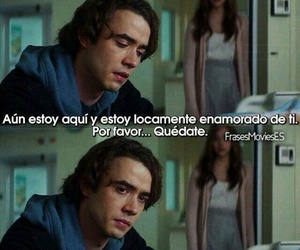 love, frases, and si decido quedarme image