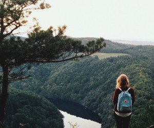 travel, nature, and indie image