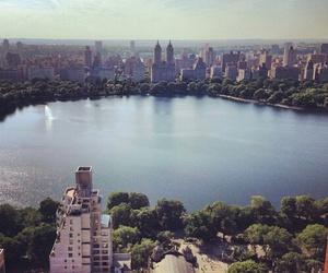city, new york, and nyc image