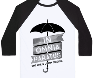 gilmore girls, rory gilmore, and in omnia paratus image