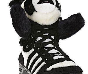 bear, Jeremy Scott, and panda image