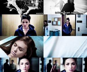 teen wolf, au, and allison argent image