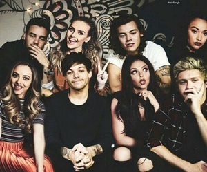 little mix and one direction image