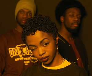 hip hop, the fugees, and lauryn hill image