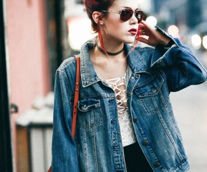 beautiful, fashion, and grunge image