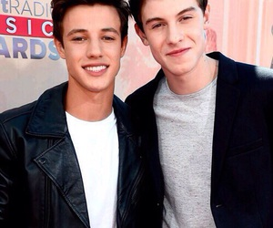 cameron dallas, shawn mendes, and boy image