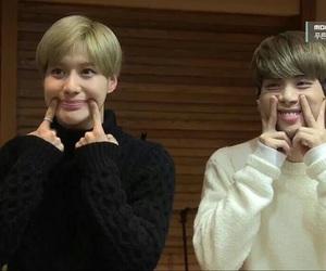 Taemin, Jonghyun, and SHINee image