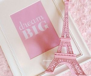 Dream, pink, and love image