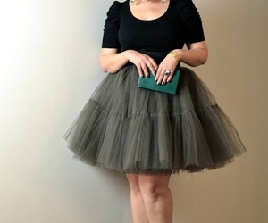 fashion, girl, and tutu image