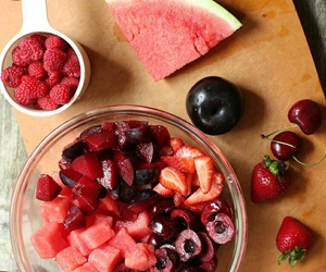 berries, diet, and fitness image