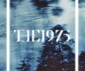 the 1975, wallpaper, and blue image
