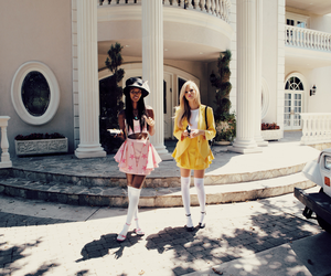 girl, Clueless, and fashion image