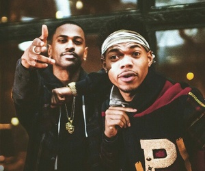 big sean and chance the rapper image