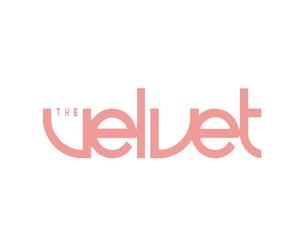 Logo, red velvet, and kpop image