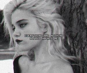 grunge, sky ferreira, and quote image