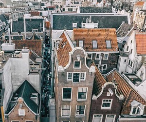 travel, amsterdam, and europe image