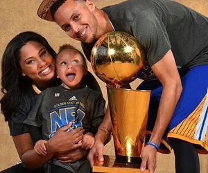 family, curry, and stephen curry image