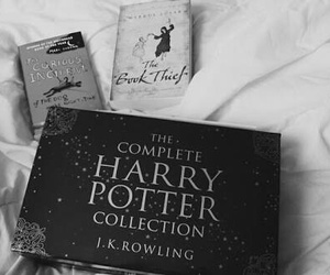 book, harry potter, and collection image