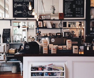 coffee, indie, and pretty image