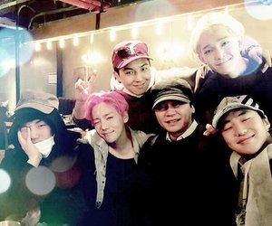 winner, exit, and yg image