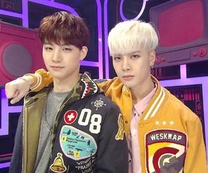 boys, jackson, and kpop image